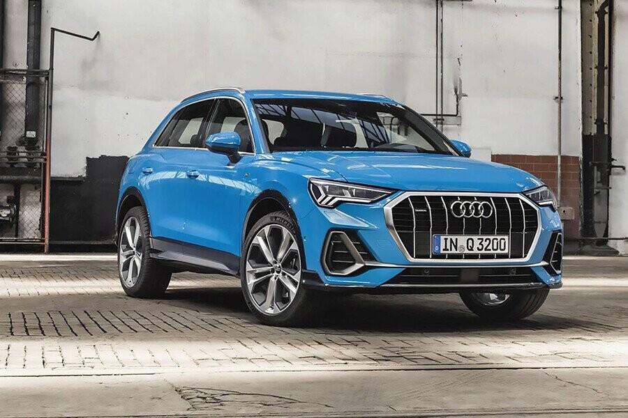 Audi Q3 2019 thế hệ mới là chiếc SUV gia đình tuyệt đẹp hoàn hảo tới từng chi tiết thiết kế