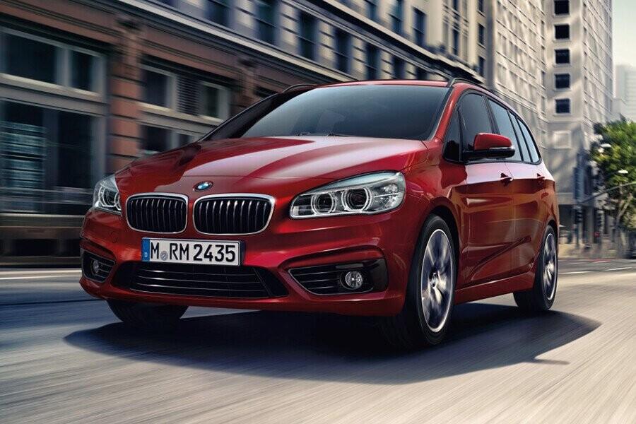 BMW 2 Series Gran Tourer là minh chứng cho thấy kích thước nhỏ gọn, tính năng và các tùy chỉnh có thể kết hợp hoàn hảo với thiết kế năng động