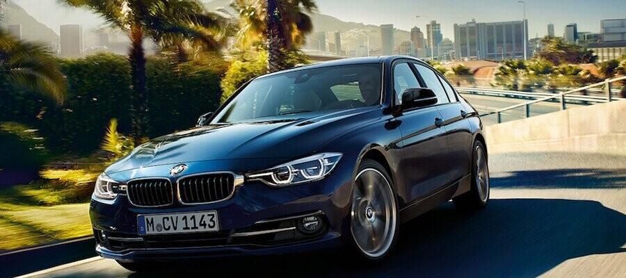 BMW 3 Series là hiện thân của dòng xe sedan thể thao