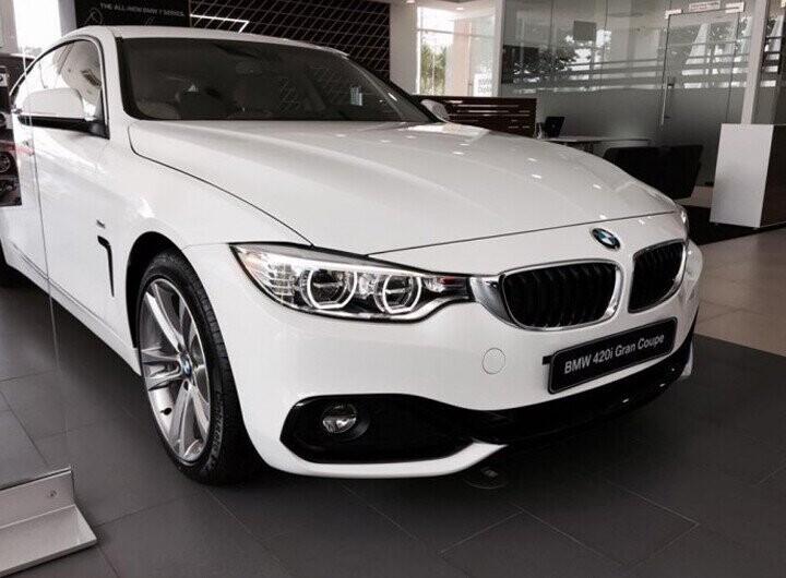 BMW Series 4 Gran Coupé hoàn hảo, kết hợp giữa tính năng động, lịch lãm và tiện nghi