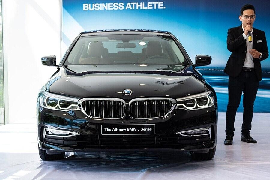BMW thế hệ 5-Series thứ 7 520i