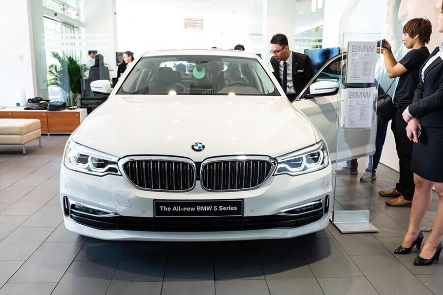BMW thế hệ 5-Series thứ 7 530i