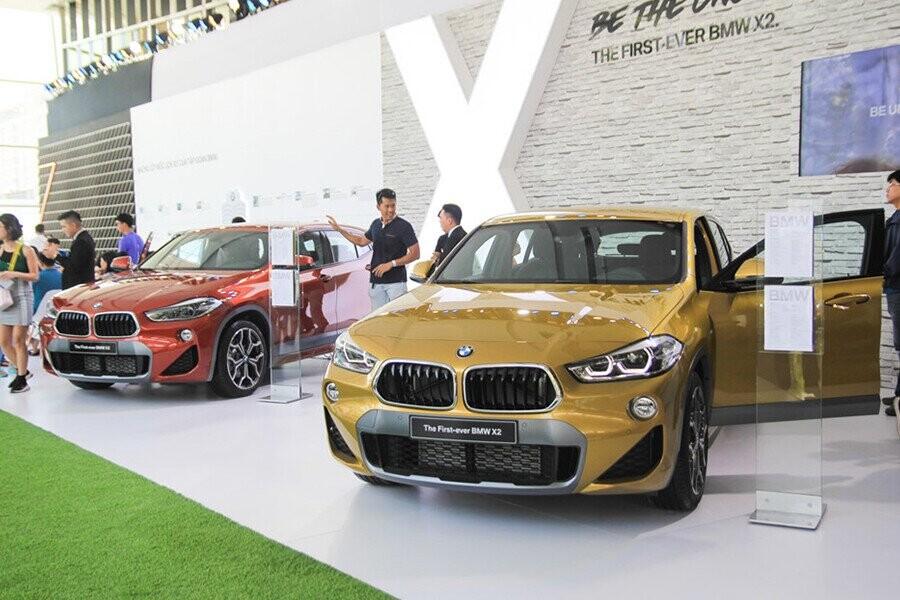 BMW X2 thiết kế trẻ trung