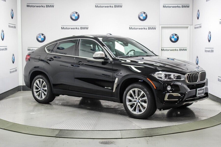 BMW X6là đối thủ nặng ký trong phân khúc xe SUV hạng sang cỡ vừa