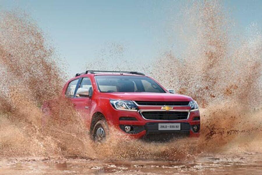 Chevrolet Colorado mới với động cơ Duramax mạnh mẽ bứt phá