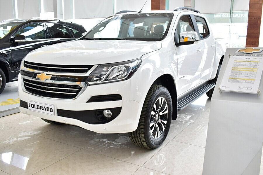 Tổng quan Chevrolet Colorado mới