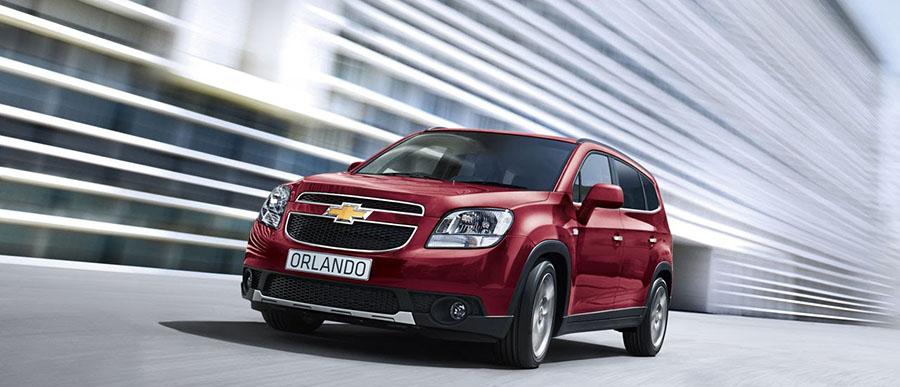 Chevrolet Orlando hoàn hảo cho phong cách sống hiện đại của gia đình bạn