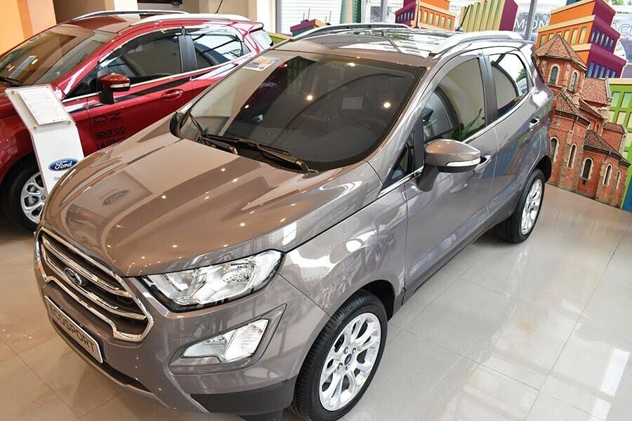 Phong cách SUV đầy ấn tượng của Ecosport 1.5L AT Titanium