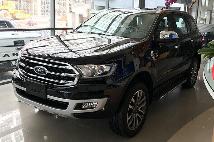 Tổng quan Ford Everest Titanium 2.0L AT 4WD - Hình 1