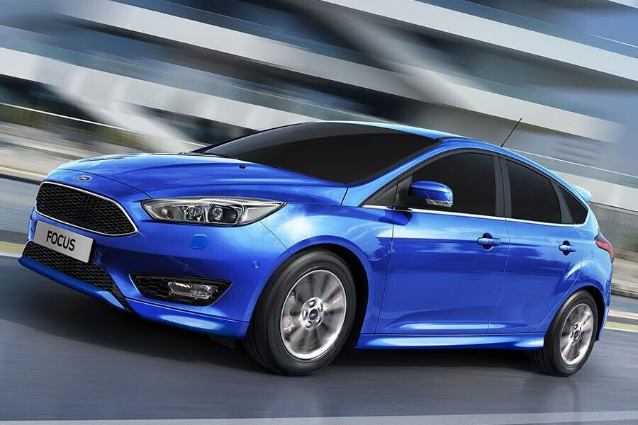 Ford Focus thiết kế tinh sảo
