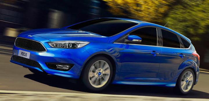 Ford Focus mang diện mạo hoàn toàn mới tràn đầy năng lượng