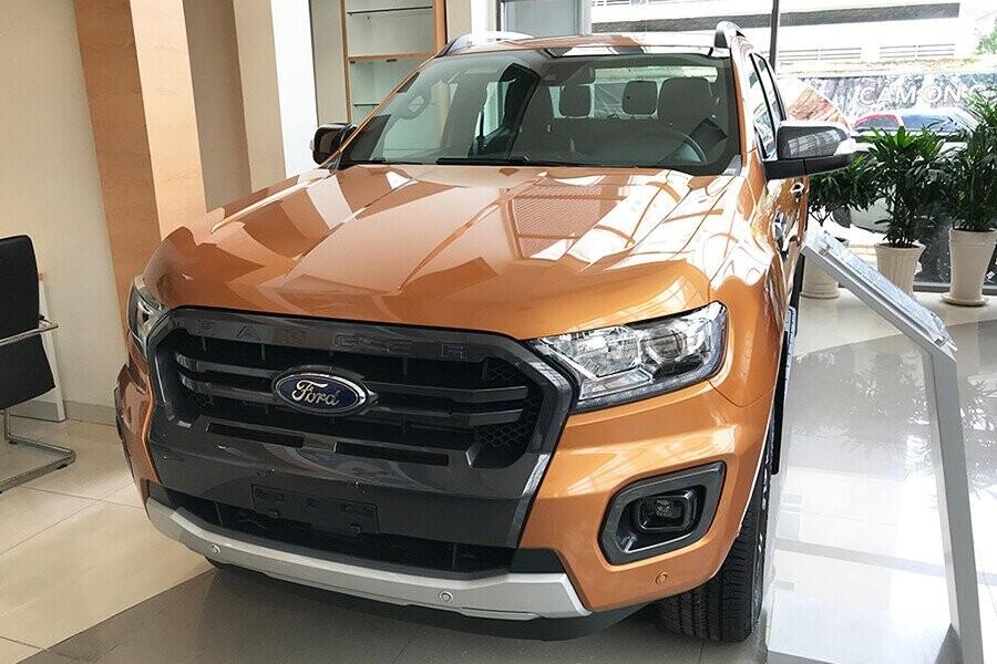 Tổng quan Ford Ranger - Hình 1