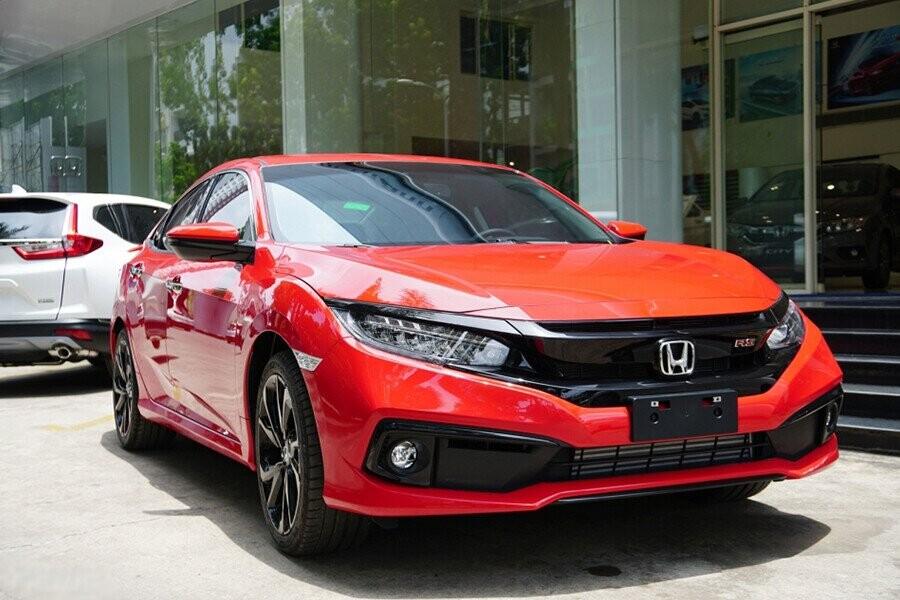 Honda Civic thiết kế mang phong cách thể thao