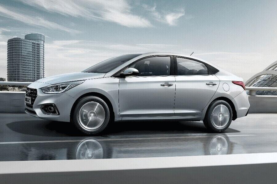 Tổng quan Hyundai Accent 1.4 MT tiêu chuẩn - Hình 1