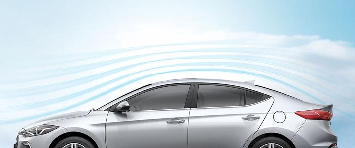 Elantra Sport xác lập nên một tiêu chuẩn mới với thiết kế khí động học tinh tế