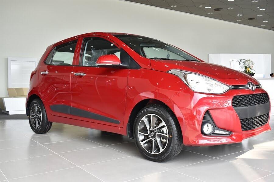 Tổng quan Hyundai Grand i10 Hatchback