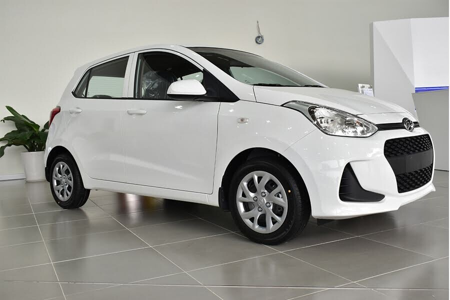Tổng quan Hyundai Grand i10 Hatchback 1.2 MT