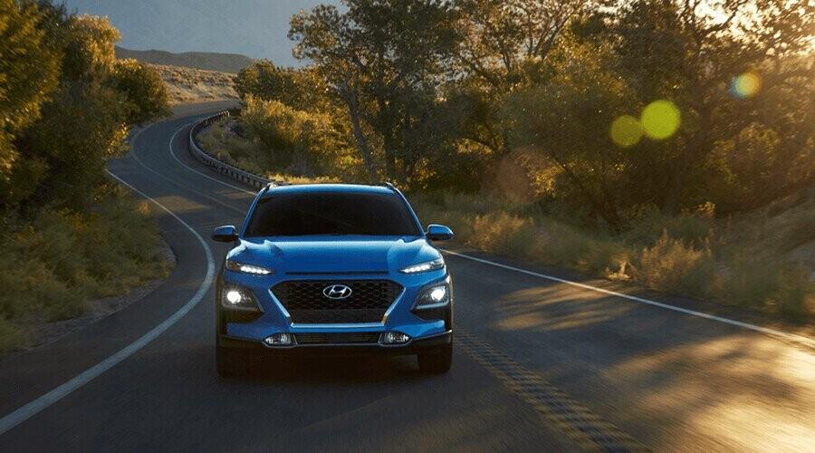 Kona là sự sáng tạo định hình nên một ngôn ngữ thiết kế SUV hoàn toàn mới