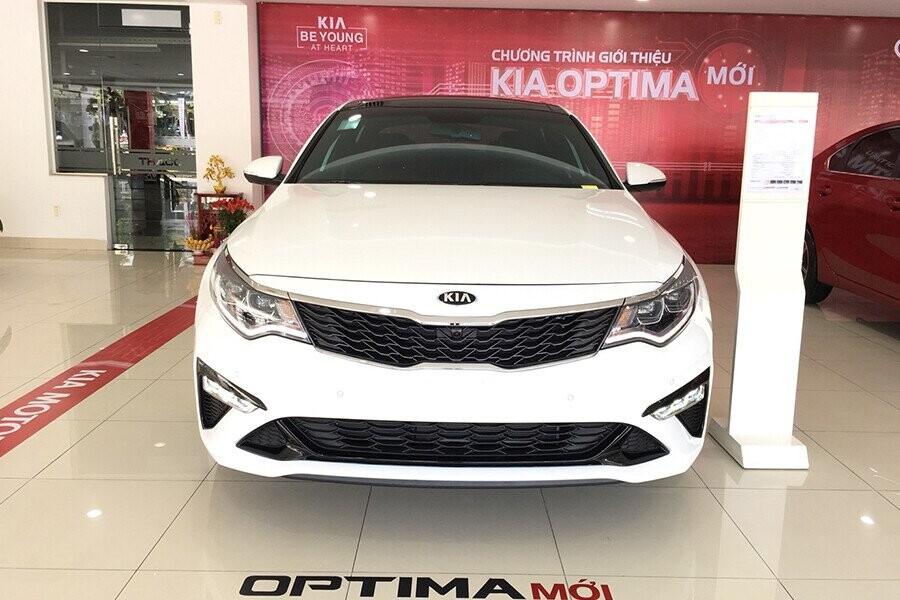 KIA Optima Facelift 2.4 GT Line thiết kế phong cách thể thao
