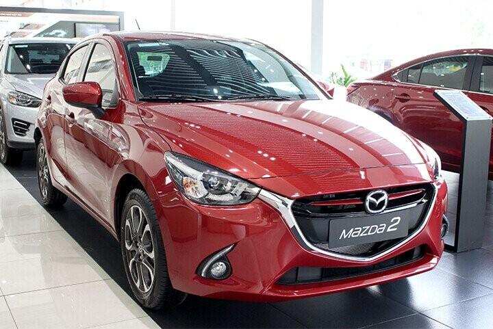 Tổng quan Mazda 2 Hatchback 1.5L