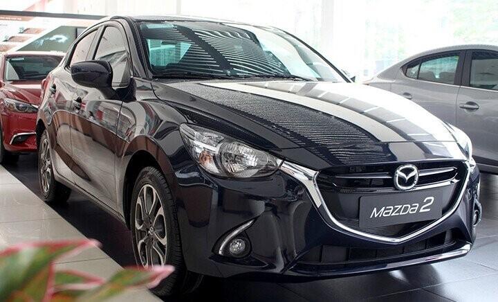 Tổng quan Mazda 2 Sedan - Hình 1