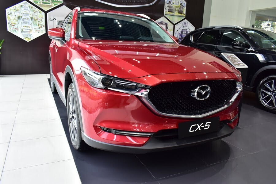 Tổng quan Mazda CX-5 Premium