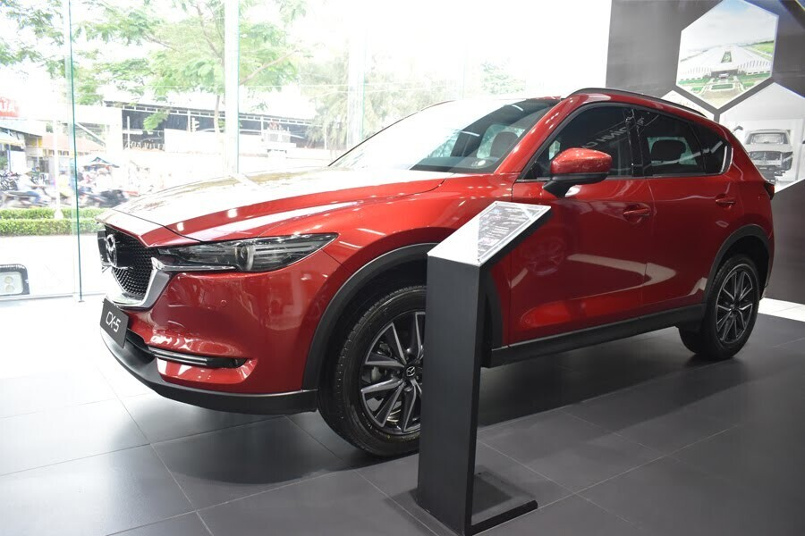 Tổng quan Mazda CX-5 2.5L AWD 2018 - Hình 3