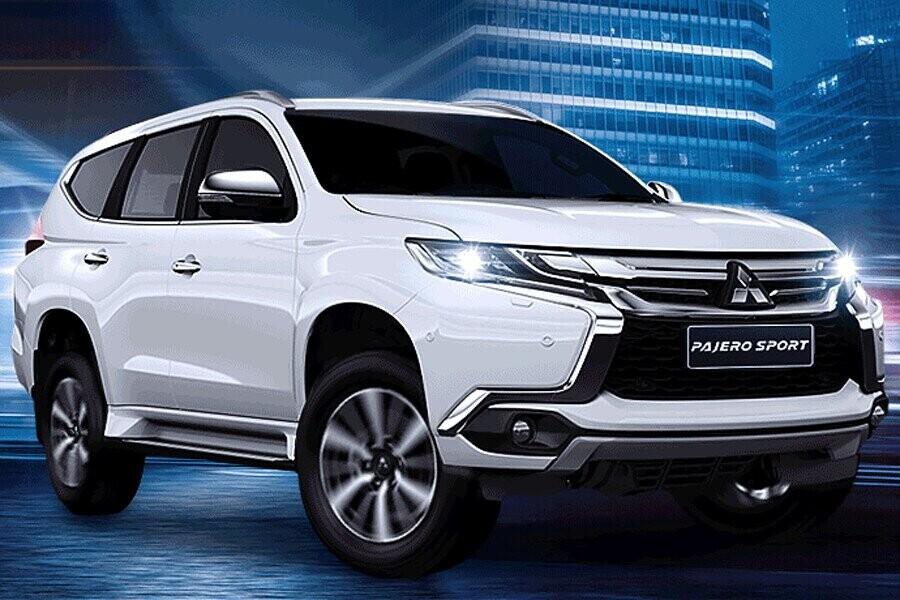 Tổng quan Mitsubishi Sport - Hình 1