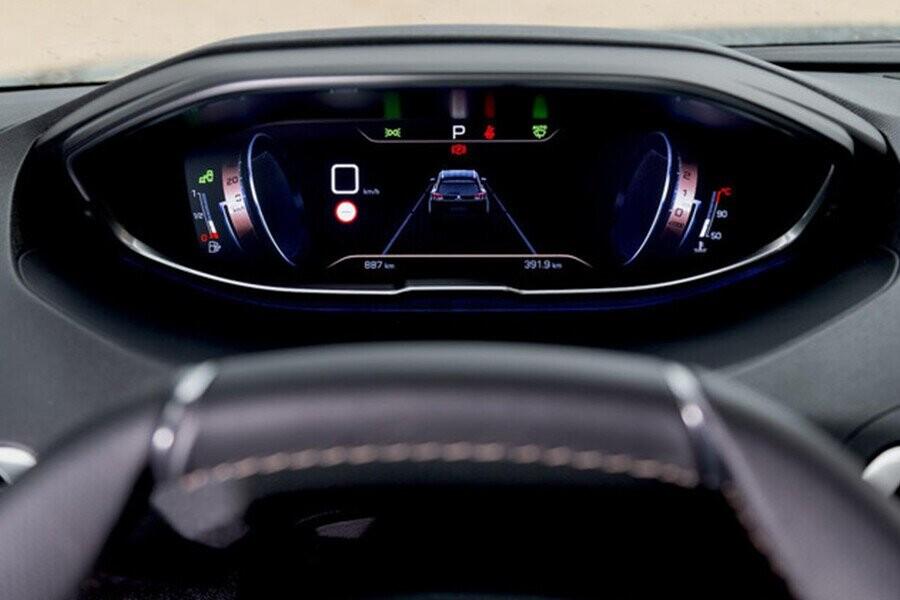 Màn hình HUD kỹ thuật số 12.3 '', màn hình cảm ứng điện dung da điểm 8.0''