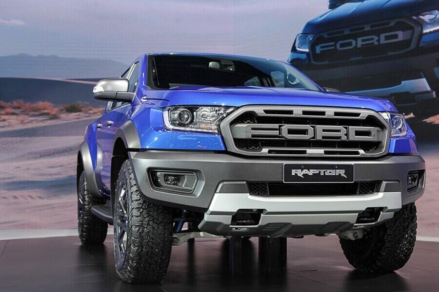 Ford Ranger Raptor không phải chiếc bán tải thông thường, mà là Siêu bán tải chiếc bán tải thông thường