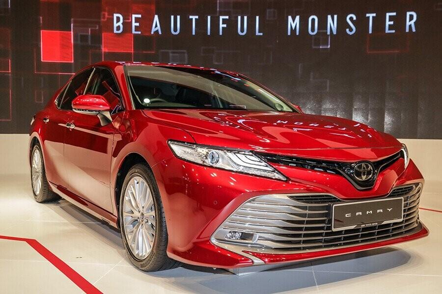Tổng quan Toyota Camry 2019