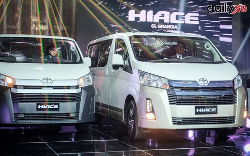 Tổng quan Toyota Hiace