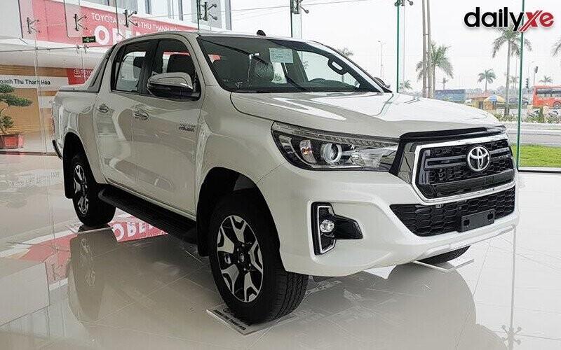 Tổng quan Toyota Hilux