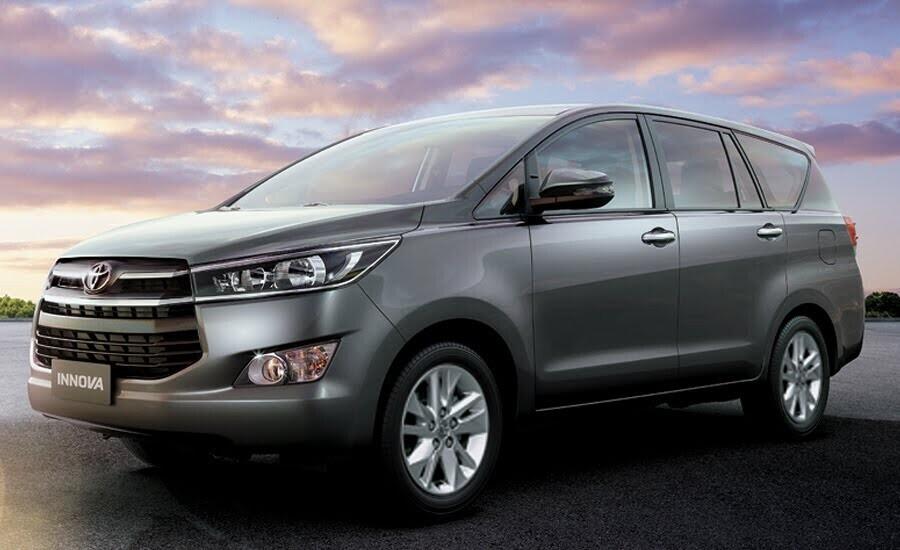 Tổng quan Toyota Innova 2018 2.0E - Hình 1