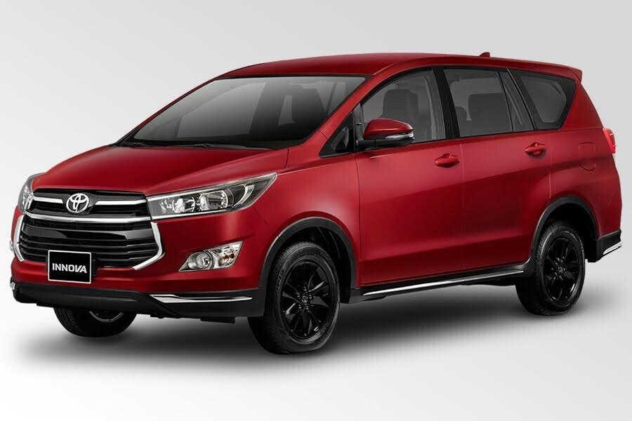 Tổng quan Toyota Innova Venturer - Hình 1