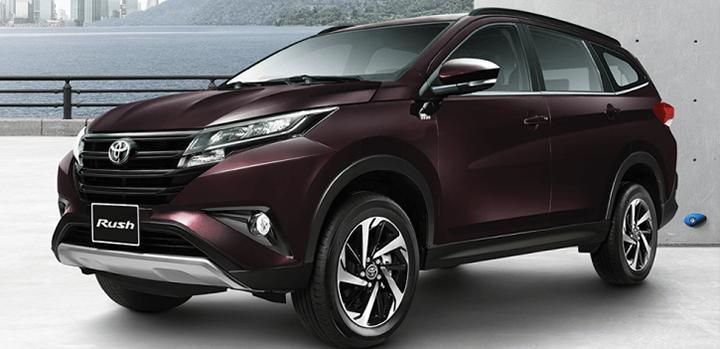 Tổng quan Toyota Rush