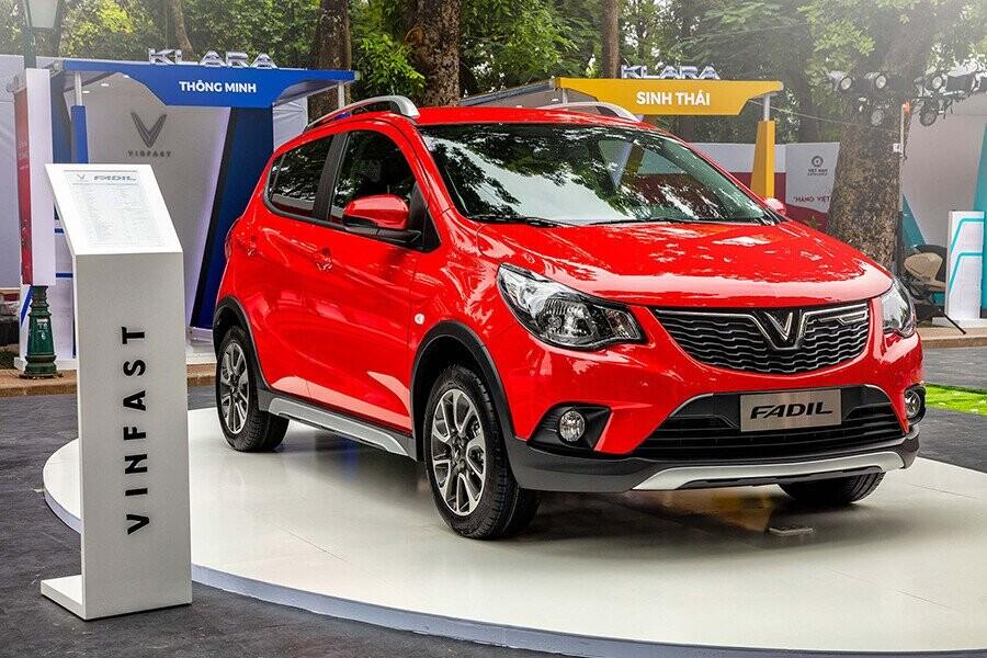 Fadil là dòng xe rẻ nhất trong chuỗi sản phẩm ôtô đầu tiên của VinFast
