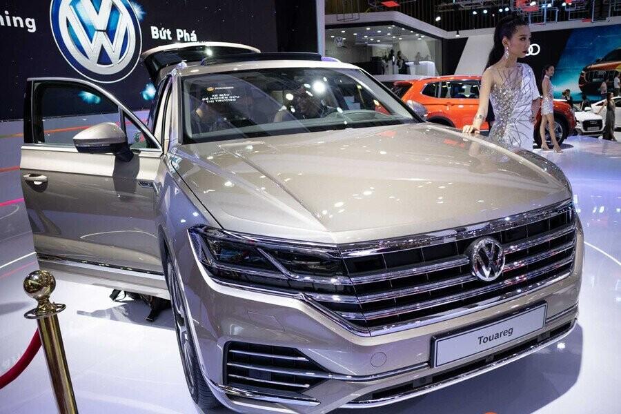 Volkswagen Touareg phong hiện đại, sang trọng