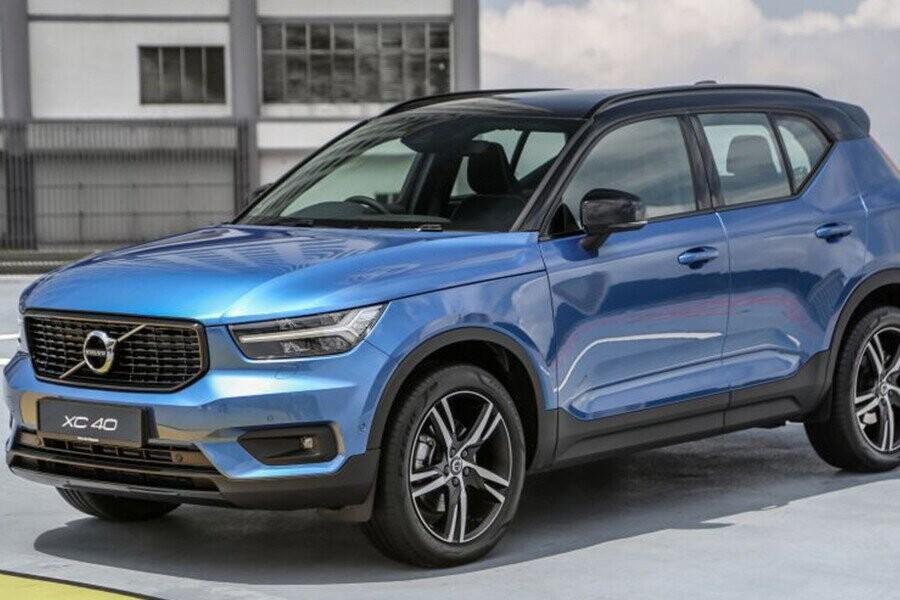 Volvo XC40 2019 khoác lên diện mạo tươi mới đầy sáng tạo