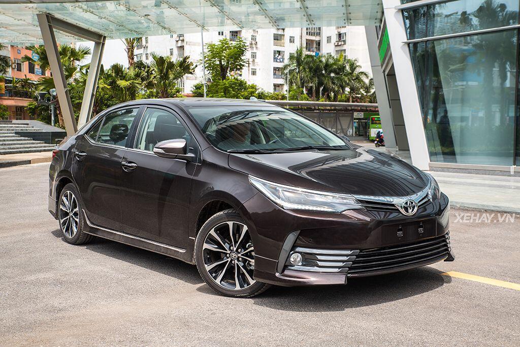 TOP 10 mẫu sedan bán chạy nhất thế giới năm 2018 - Hình 1
