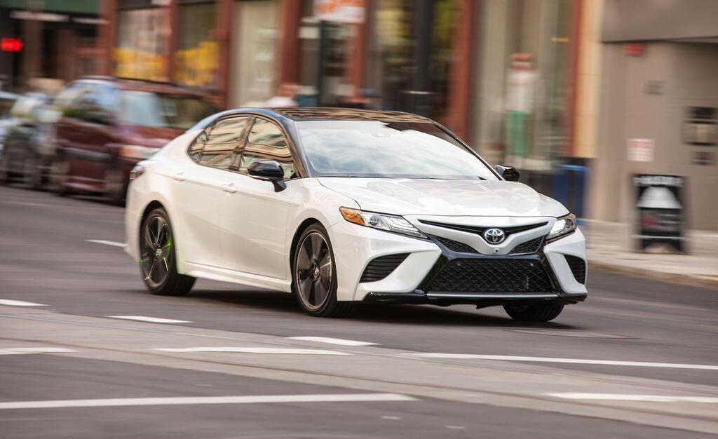 TOP 10 mẫu sedan bán chạy nhất thế giới năm 2018 - Hình 4