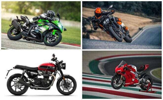 Top 6 môtô có hiệu suất cực tốt đáng mong đợi năm 2019 - Hình 1
