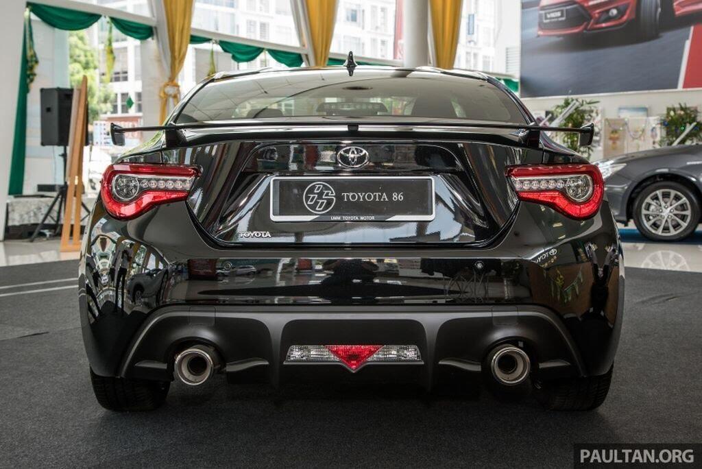 Toyota 86 facelift - Hình 5