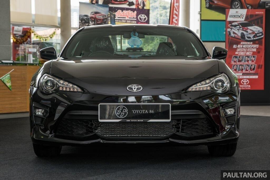 Toyota 86 facelift - Hình 7