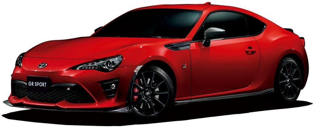 Toyota 86 GR Sport diện mạo bắt mắt hơn, giá từ 34.000 USD - Hình 1