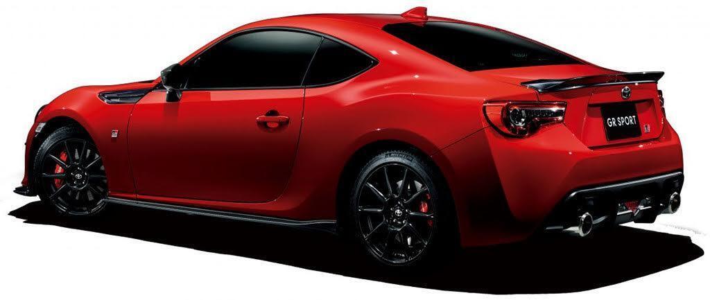 Toyota 86 GR Sport diện mạo bắt mắt hơn, giá từ 34.000 USD - Hình 2