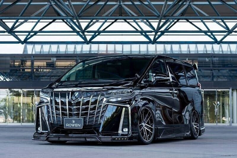 Toyota Alphard 2018 - Hình 1