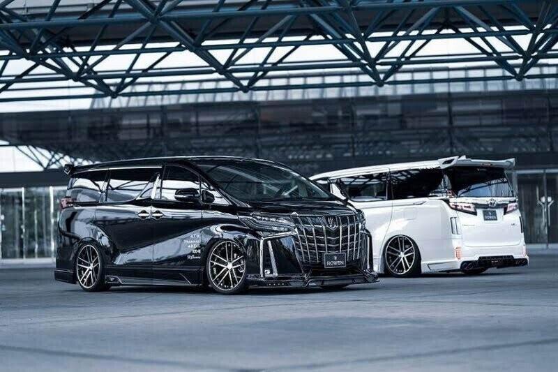 Toyota Alphard 2018 - Hình 3