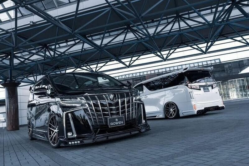 Toyota Alphard 2018 - Hình 8