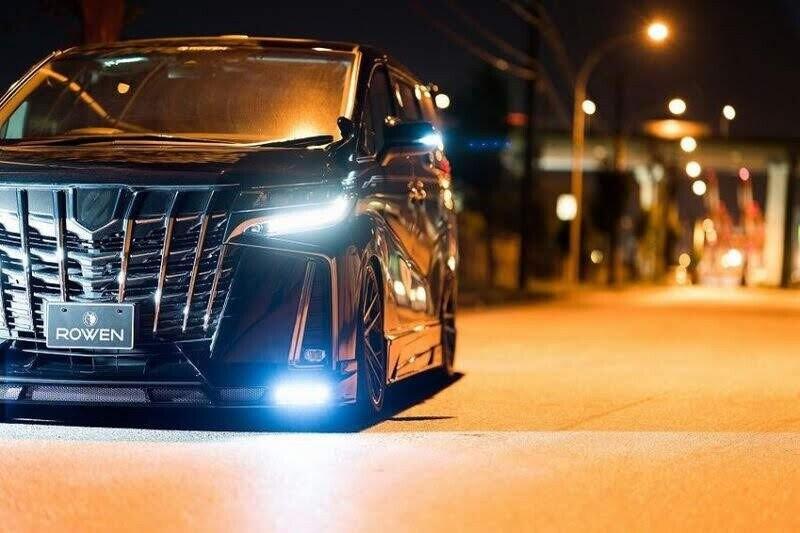 Toyota Alphard 2018 - Hình 9
